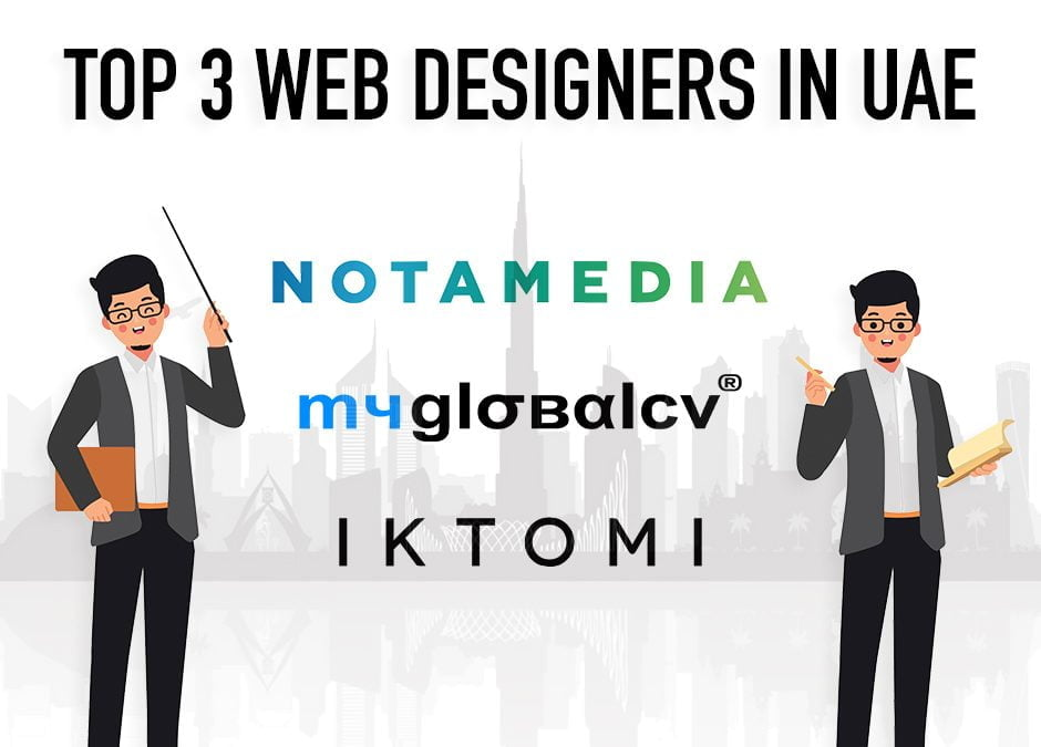 Top 3 Web Designers in UAE – Clutch United Arab Emirates